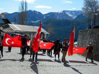 Posof'ta Çanakkale Zaferi Coşkusu
