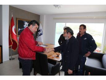Başkan Akyarlar'da Vatandaşlarla Buluştu