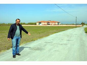 Koçarlı'da Veli Ve Servisçilerden Okul Yolu Tepkisi