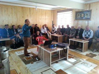 Organik Arı Yetiştiriciliği Projesi Kapsamında 346 Kişiye Eğitim Verildi