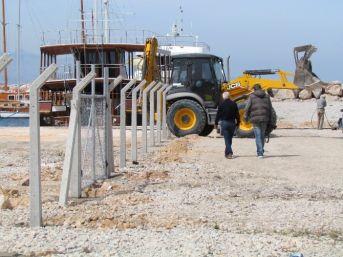 Çeşme'de Sığınmacılar İçin Geri Kabul Merkezi Kuruluyor