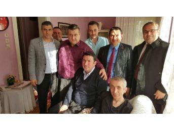 Ulupınar'dan Çiloğlu'na 'geçmiş Olsun' Ziyareti