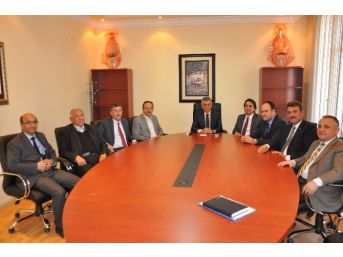 Sandıklı'da Şeker Pancarı Toplantısı Yapıldı