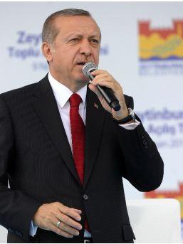 """Cumhurbaşkanı Erdoğan: """"bizim İçin Ana Muhalefet Partisi Koltuğu Boştur, Bu Zat Yok Hükmündedir"""