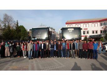 Seydişehir Belediyesi'nden Çanakkale Gezisi