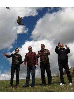 Başsavcı Topal, Kınalı Keklikleri Doğa İle Buluşturdu