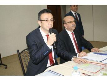Devrek'te 'birlik Meclis Toplantısı' Düzenlendi