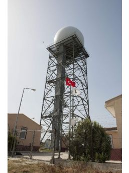 Antalya Havaalanı Otomatik Meteoroloji Gözlem İstasyonuna Kavuştu