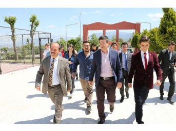 Başkan Subaşıoğlu Okul Başkanları Meclis Toplantısı'na Katıldı