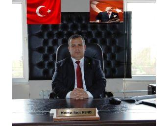 Kocaköy İlçe Milli Eğitim Müdürlüğü'ne Memiş Atandı