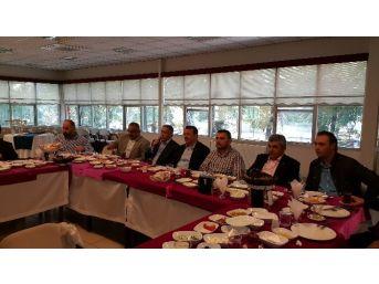 Müsiad Üyelerine Yenilenen Kosgeb Destekleri Anlatıldı