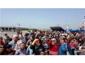 Chp Kadınları Geziye Götürdü, İzmir Büyükşehir Destekledi