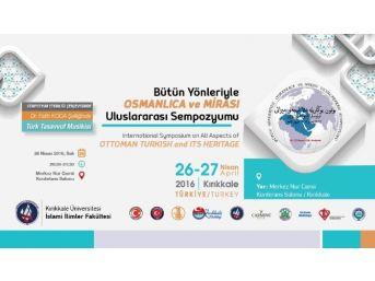 Akademisyenler Osmanlıca İçin Toplanıyor