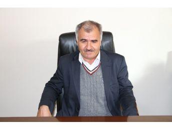 Mut Ziraat Odası Başkanı Ali Çelik İstifa Etti