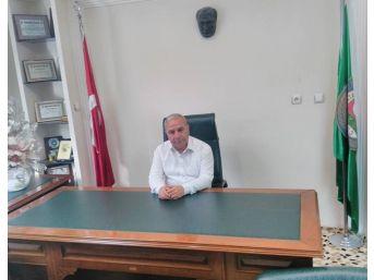 Mut Ziraat Odası Başkanlığına Faruk Deniz Seçildi