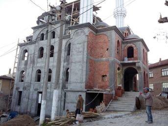 Yeni Çeltek Kömür İşletmelerinden Sorgun Ve Soma'da Ki Cami İnşaatına Destek Geldi