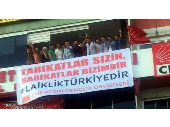 Ak Parti'li Öz'den Chp'nin Pankartı Sonrası Provokasyon Uyarısı