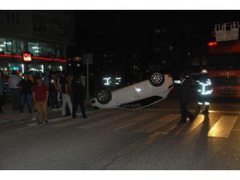 Batman'da Trafik Kazası: 2 Yaralı