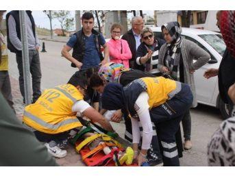 Bolu'da Trafik Kazası; 1 Yaralı