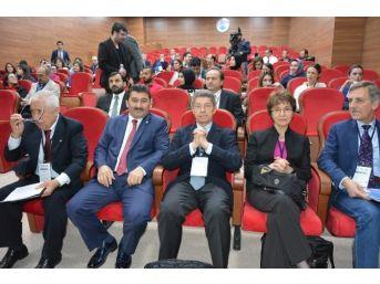 Merkel'in Eşi Prof. Dr. Joachim Sauer Bursa'da