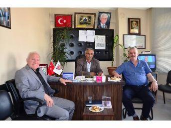 Oda Başkanları Toplantısı Yapıldı