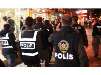 Elazığ'da 900 Polisle 'huzur' Operasyonu