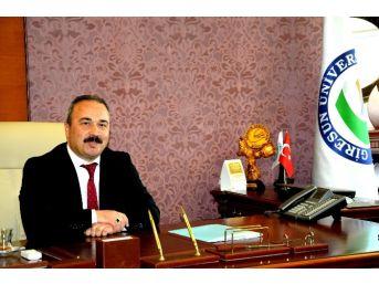 Giresun Üniversitesi'nde Devir Teslim Krizi