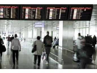 Tav Havalimanları'ndan İlk Çeyrekte 231 Milyon Euro Ciro
