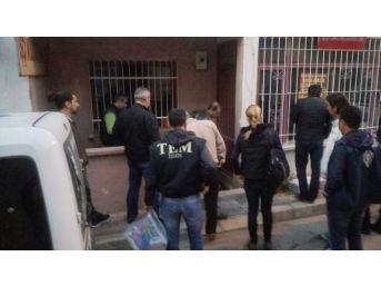 1 Mayıs Öncesi İzmir'de Operasyon: 7 Gözaltı