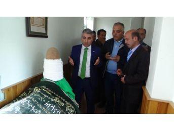 Bbp Genel Başkan Yardımcısı Kaptan Kartal, Kilis'te