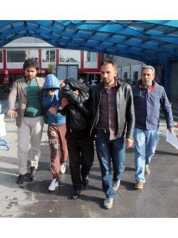"""Konya'daki """"torbacı"""" Operasyonunda 10 Tutuklama"""