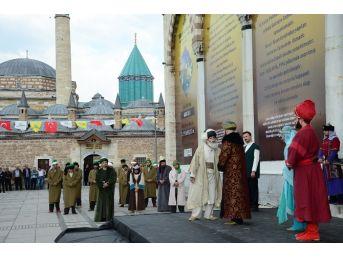 Mevlana'yı Karşılama Törenleri 3-7 Mayıs Arası Yapılacak