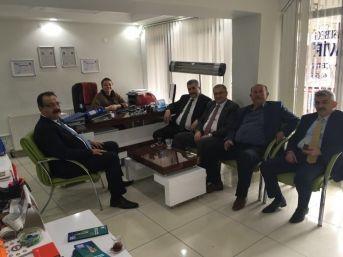Özselek'ten Ilgın Ve Akşehir'e Ziyaret
