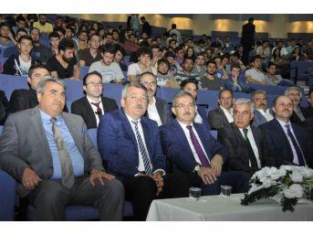 Selçuk'ta 'yüksek Teknolojide Yeni Ortak Girişimler' Tartışıldı