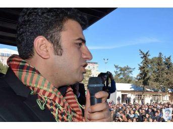 Dbp Mardin İl Eş Başkanı Gözaltına Alındı