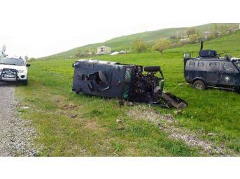 Muş Valiliğinden 'bombalı Saldırı' Açıklaması