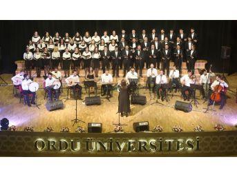 Odü'de Tsm Konseri