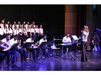 Omü'den Yıl Sonu Konseri