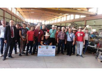 Endüstri Meslek Lisesi'nden Uluslararası İşbirliği Projesi