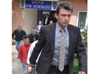Hakeme Saldıran Genç Taraftar Adliyeye Sevk Edildi