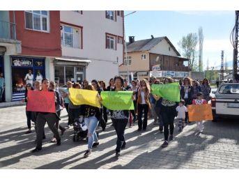 Tunceli'de Cinsel İstismar Protestosu