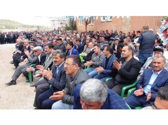 Gevaş Belediyesi Yeni Hizmet Binasının Temeli Atıldı