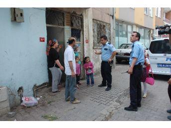 Suriyeli Kadının Çığlığı Hırsızlığı Önledi