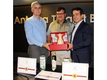 Antalya'nın Zeytinyağları Ödüllendi