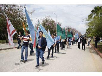 Aü'de Türkçülük Günü Kutlaması