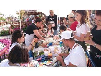 Expo 2016 Alanya Bahçesi'nde Çocuklara Özel Workshop