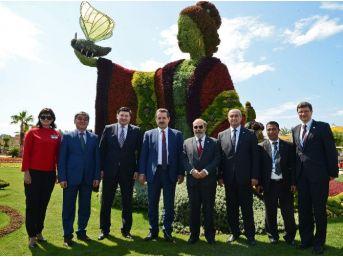 Fao Heyeti Expo 2016 Antalya Alanında
