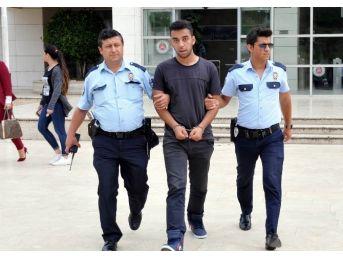 Kafeden Bilgisayar Çalan Zanlı Tutuklandı