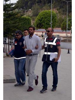 Pantolon Çalan Hırsız Tutuklandı