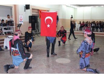 Nazilli'de Alperenlerin Türk Bayramı Gecesi Büyük İlgi Gördü